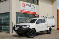Vista 4WD Hire for all 4WD hire needs
