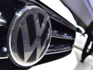 VW badge gone