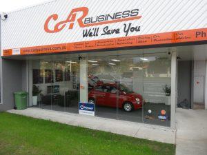 Car Business Showroom