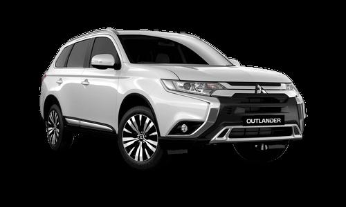 War Vets? Mitsubishi Outlander LS 2WD 7-Seater
