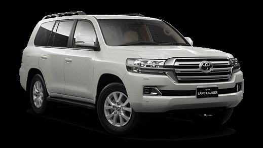 Buying a New Toyota Landcruiser