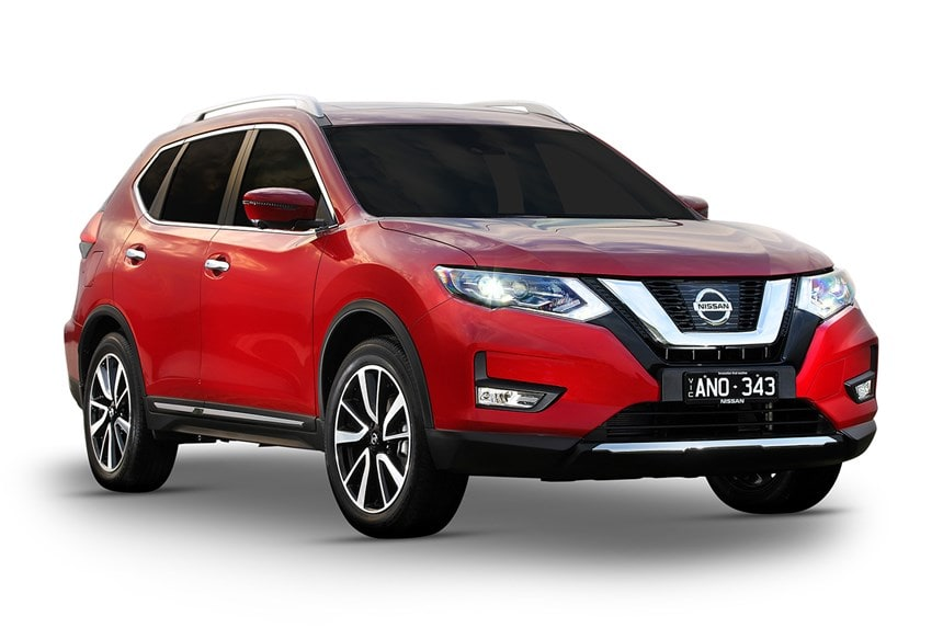Buying a New Car? Nissan X-Trail ST-L 2WD Auto 7-seater