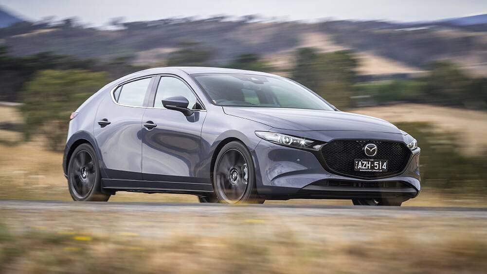 Mazda3 Astina G25 Hatch