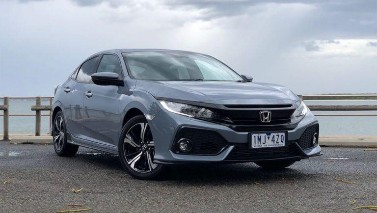 Honda Civic RS Hatch Price