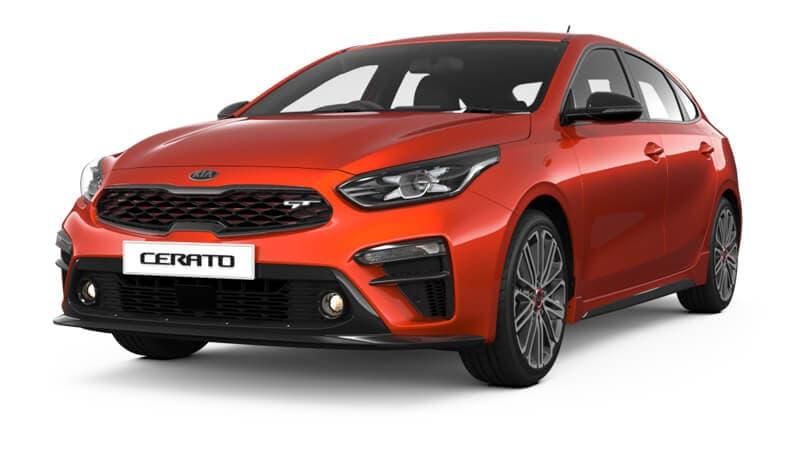 Kia Cerato GT Hatch Price