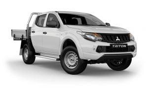 Mitsubishi Triton Best Price
