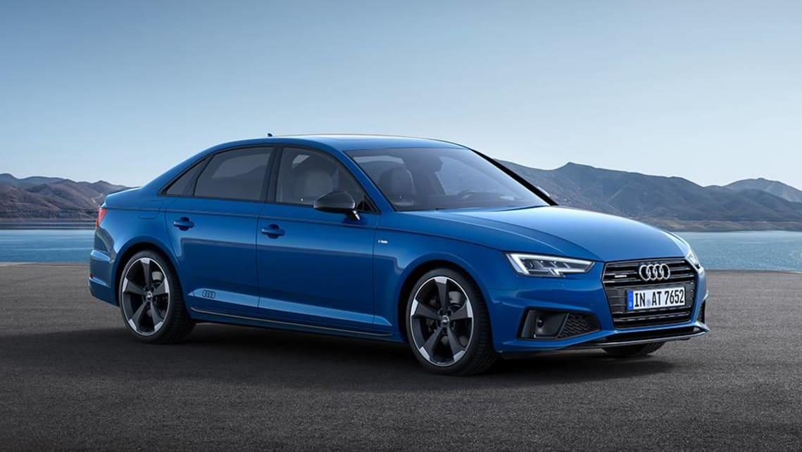New Audi A4 Buy a car